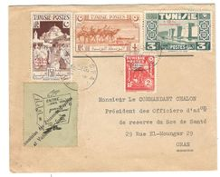 5779 -  Surcharges POUR NOS COMBATTANTS - Lettres & Documents