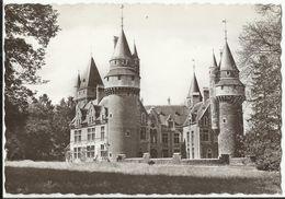 FAULX-lez-TOMBES Le Château - 1963 - Gesves