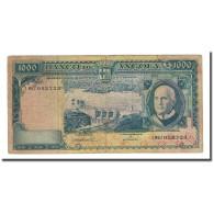 Billet, Angola, 1000 Escudos, 1962-06-10, KM:96, TTB - Angola
