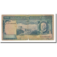 Billet, Angola, 1000 Escudos, 1962-06-10, KM:96, B+ - Angola