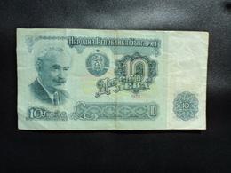 BULGARIE : 10 LEVA  1974  P 96a   Presque TTB * - Bulgarie