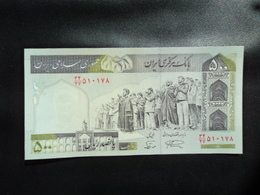 IRAN : 500 RIALS  ND   P 137Ac    NEUF - Iran