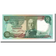 Billet, Angola, 50 Escudos, 1972-11-24, KM:100, NEUF - Angola