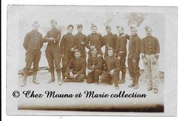 CHAMPAGNE 1911 - 67 EME REGIMENT CLASSE 1906 - POUR PICHON PARIS - CARTE PHOTO MILITAIRE - Regiments