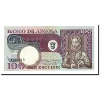 Billet, Angola, 100 Escudos, 1973-06-10, KM:106, NEUF - Angola