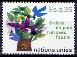 UNITED NATIONS # GENEVE FROM 1978 STAMPWORLD 74* - Neufs