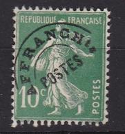 Timbres Préoblitérés N° 51* - France