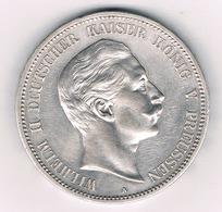 5 MARK 1893 A DUITSLAND /4443G/ - 2, 3 & 5 Mark Plata
