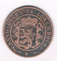 10 CENTIMES 1860 LUXEMBURG /4451G/ - Luxembourg
