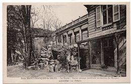 Dijon : Ecole St-François De Sales, La Grotte, Ancien Passage Souterrain Vers La Rue Diderot (Editeur Non Mentionné) - Dijon