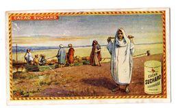 Rare Chromo Suchard, Serie 300 / 10, En Egypt, Nil, Arabie, Orient - Suchard