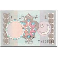 Billet, Pakistan, 1 Rupee, 1982, Undated (1982), KM:26b, NEUF - Pakistan