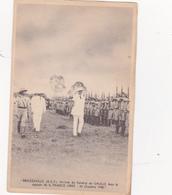 CPA CONGO BRAZZAVILLE Arrivée Du Général De GAULLE Capitale FRANCE LIBRE 24 Ocobre 1940 - Evénements