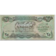Billet, Iraq, 25 Dinars, 1982, Undated (1982), KM:72, SUP - Iraq