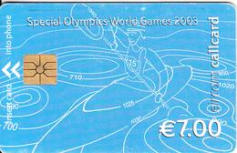 IRELAND - Special Olympics World Games 2003, Chip GEM1.3, Tirage %5000, Used - Ireland