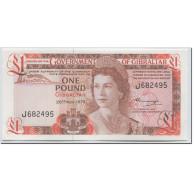 Billet, Gibraltar, 1 Pound, 1975, 1975-11-20, KM:20a, NEUF - Gibraltar