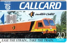 IRELAND - Irish Rail/Intercity, 11/95, Used - Ireland