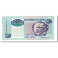 Billet, Angola, 500 Kwanzas, 1991-02-04, KM:128b, NEUF - Angola