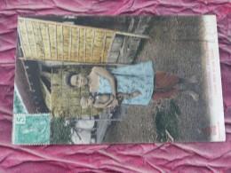 Cambodge Phnom Penh Jeune Mere Et Son Enfant - Cambodia