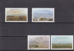Africa Del Sur Nº 447 Al 450 - África Del Sur (1961-...)