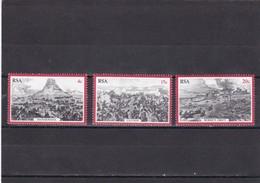 Africa Del Sur Nº 461 Al 463 - África Del Sur (1961-...)