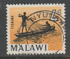 Malawi 1964 Local Motives - Malawi (1964-...)