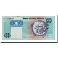 Billet, Angola, 1000 Kwanzas, 1987-11-11, KM:121b, TTB+ - Angola