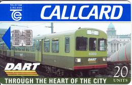 IRELAND - Train, DART, 05/96, Used - Ireland