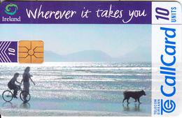 IRELAND - Discover Ireland, Wherever It Takes You, Chip GP1, 08/97, Used - Ireland