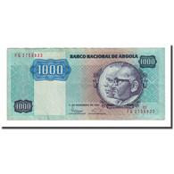 Billet, Angola, 1000 Kwanzas, 1987-11-11, KM:121b, SPL - Angola