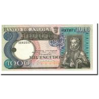 Billet, Angola, 1000 Escudos, 1973-06-10, KM:108, NEUF - Angola