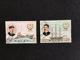 ◆◆ Macau -1967 Navy Club Issue Complete  USED MP111 - Macao