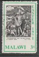 Malawi 1971 Easter Used - Malawi (1964-...)