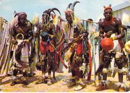 BENIN - Danses LAMBA - CPSM GF ( Joli Timbre JAMBOREE AFRICAIN JOS NIGERIA 1976 ) Afrique Noire / Black Africa - Benin