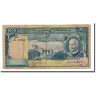 Billet, Angola, 1000 Escudos, 1962-06-10, KM:96, TB - Angola