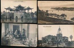 CHINA  BELGIAN MISSIONARIES KAN SOU / ZI KA WEI / YANG TCHEOU / ZI KA WEI - China