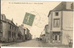 LA CHAPELLE-DU-GENÊT - Route De Gesté   124 - France