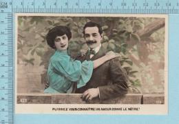 Fantaisie Couples Homme Femme - Puissiez-vous Connaitre Un Amour Comme Le Notre - ED: AS 354 - Femmes