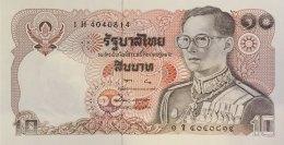 Thailand 10 Bath, P-87 (signature 57) - UNC - Thailand