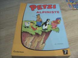 Petzi 7 Petzi Alpiniste - Petzi