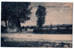Rossignol - Cimetière Militaire - Route De Marbehan - Cementerios De Los Caídos De Guerra