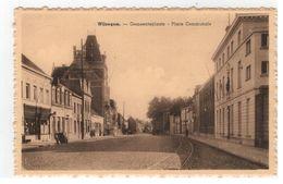 Wijnegem. - Gemeenteplaats - Place Communale - Wijnegem