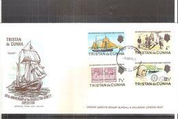 FDC Tristan Da Cunha - Shackleton-Rowett Expedition - Complete Set (to See) - Tristan Da Cunha