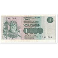 Billet, Scotland, 1 Pound, 1974, 01-03-1974, KM:204c, TB - Ecosse