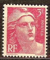 SUPERBE MARIANNE De GANDON N°716 3F Rose NEUF Avec GOMME** - 1945-54 Marianne De Gandon