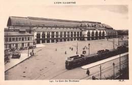 69 - LYON - La Gare Des Brotteaux - Autres