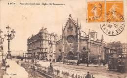 69 - LYON - Place Des Cordeliers - Eglise St-Bonaventure - Autres
