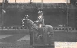 75e Anniversaire - Grand Tournoi Historique - Le Comte De Charollais - (Adjudant De Trannoy, 2me Guides) - Feesten En Evenementen