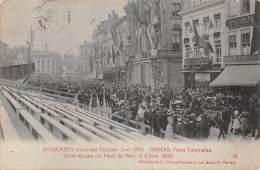 ANVERS - Fêtes Coloniales 6 Juin 1909 - Visite Royale - La Place De Meir - Antwerpen