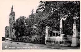 ARLON - Monument Orban De Xivry Et Eglise St. Martin - Aarlen